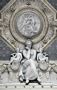 The Architecture 1851 Salon Carré, Musée du Louvre, Paris. During the century, the Louvre's Salon Carré is where the first art exhibitions took place in France (called Salons, after the Salon Carré) supervised by the Academy of Painting and Sculpture. Rue Rivoli, Palais Des Tuileries, Saint Chapelle, Art Occidental, Place Vendôme, Louvre Paris, Non Plus Ultra, Paris Ville, I Love Paris