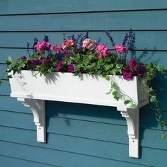 Good Directions Lazy Hill Farm Sunrise Window Planter Box (comes with brackets)