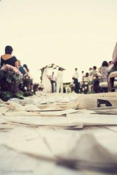 Casamento Lúdico Alexandra & Théo | http://www.blogdocasamento.com.br/cerimonia-festa-casamento/casamentos-reais/casamento-ludico-alexandra-theo/