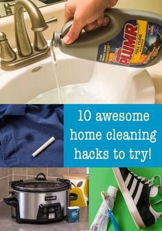Resolve to keep your home more tidy in the new year! Try these 10 home cleaning hacks - tips that you'll want to use on a regular basis.