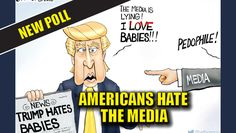 Our media is a joke. They are a North Korea-style, government-run propaganda machine that exists solely to spew out far-left globalist rhetoric. Of course, during the election, the North Korea-style media operated as a SuperPAC for Hillary Clinton. It was shameless. A new poll reveals that MOST voters recognized the dishonesty and biasedfrom the lying liberal media. ….and the ignored the media. From Newsbusters: RESTON, VA – The Media Research Center (MRC) announces the findings of a new…