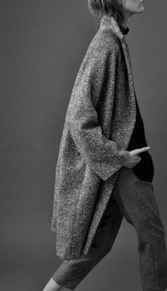 Brunello Cucinelli Fall 2016 Best Picture For minimalist fashion illustration For Your Taste You are Mode Outfits, Fashion Outfits, Womens Fashion, Fashion Trends, Street Looks, Street Style, Looks Style, Style Me, Outfit Chic
