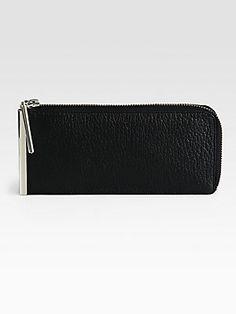 3.1 Phillip Lim Zip-Around Wallet
