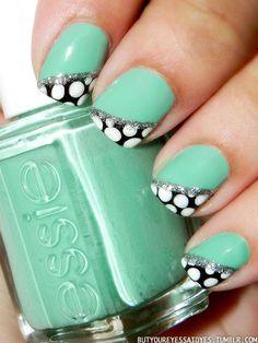 Cute ideas for short nails
