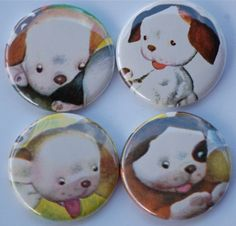 Poky Little Puppy Book Magnets
