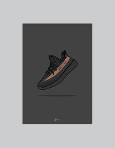 Image of ★ NEW ★ Yeezy 350 v2 Black Copper