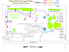 Image result for guerin catholic cross country course map