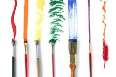 basic brush strokes painting   Brush Stroke Painting