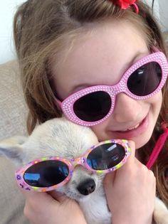 Çocuk & Köpek & GözLüK
