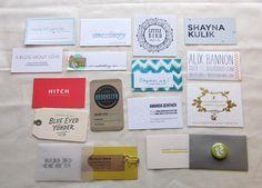 business cards from #alt via @joyofallcrafts