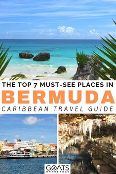 Are you planning to travel to Bermuda? This beautiful island destination is a frequent spot for cruises to visit. With stunning beaches, amazing diving, and plenty of museums to explore, we've got the tips of things to do! Beach Vacation Tips, Beach Trip, Vacation Destinations, Bermuda Vacations, Bermuda Travel, Beach Travel, Most Beautiful Beaches, Beautiful Places To Travel, Cool Places To Visit
