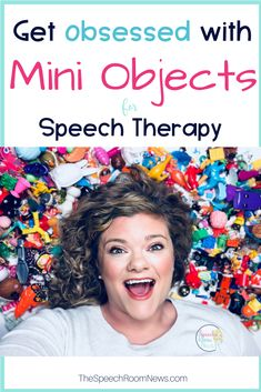 Using mini objects instead is a super fun way to make repetitive therapy more engaging. Let me show you how I set up my boxes. Perfect for Apraxia!