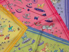 """""""Цирк с конями"""" - всё о платках Hermès"""