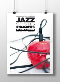 """Festival Jazz """"Sous Les Pommiers 2014"""""""