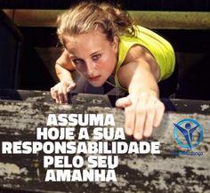 Assuma hoje a sua responsabilidade pelo seu amanhã - Diego Mangabeira #diadamudanca #diegomangabeira