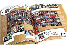 Using a Visual and Verbal Theme - Yearbook Discoveries