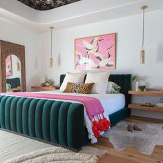 Room Ideas Bedroom, Home Bedroom, Bedroom Decor, Quirky Bedroom, Bed Room, Kids Bedroom, Master Bedroom, Design Living Room, Living Room Decor
