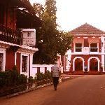 Panjim Inn/Panjim Peoples Hotel - Goa, India
