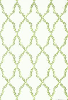 MIRADOR, Green, T14246, Collection Imperial Garden from Thibaut