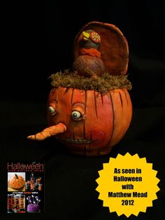 """Image of """"HOOT"""" ~ As seen in Halloween with Matthew Mead 2012"""