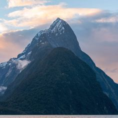 Never in my life have I been as in awe of a place as when I first went to Milford Sound.  If you haven't been you're crazy!