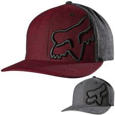 Fox Racing Mens Rant Swivel Casual Fitted Cap MX Motocross Moto Hat