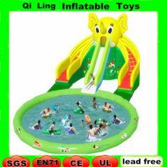 #swimming pool inflatable slide, # pool inflatable water slide, #pool inflatable slide for kids and adult