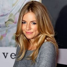 LOVE her hair color!! Sienna Miller's '60s Strands - Hair Look of the Day - Hair Look of the Day - Beauty - InStyle
