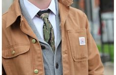 Gallery: Street Style At The Confirmed Stock Menswear Pop-Up Shop