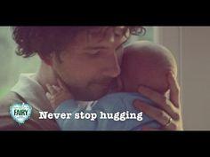 Learning to Hug | Fairy Non Bio #NeverStopHugging。TA是女性,角色卻只有男性!非常有insight的廣告。