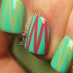 The Nailasaurus   UK Nail Art Blog