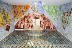 Ave Ovo by Francesco Clemente, 2005_ ph. © Amedeo Benestante