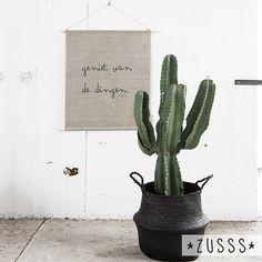 Zusss l Geniet van de dingen l http://www.zusss.nl/product/wanddoek-geniet-van-zand/
