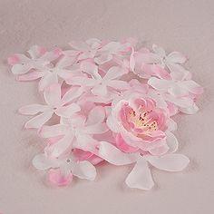Silk Cherry Blossom Petals