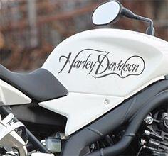 Harley Davidson #vinilos #vinilosdecorativos #vinilospersonalizados #vinilosadhesivos #moto #motorcycle #motor #motorbike