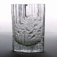 Iittala Vase Art Glass for sale Kosta Boda, St Pierre And Miquelon, Deep Red Color, Finland, Glass Art, Vases, Sticker, Vintage, Ebay