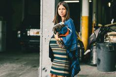 Fashion Week Street Style, Day Seven: Natasha Goldenberg #nyfw