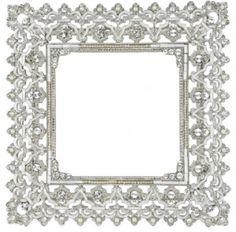 Square Noble Picture Frame from Olivia Riegel