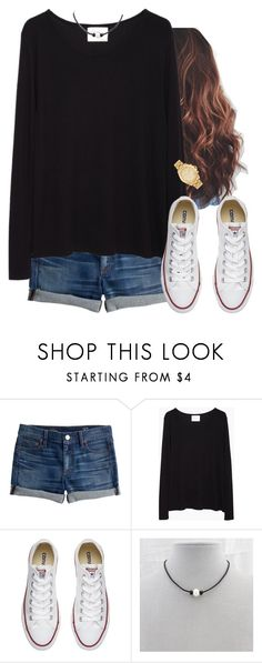 """Follow me on Instagram- @abbyweaver_3"" by aweaver-2 on Polyvore featuring J.Crew, La Garçonne Moderne, Converse and Michael Kors"