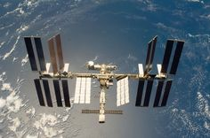 NASA will text you whenever the International Space Station passes overhead | Ars Technica