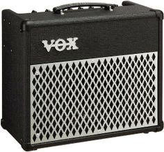 Vox DA15 - Black by Vox. $149.99. The DA15 is ideal for a variety of musical styles. Their tones -- ranging from pristine clean, to outrageous overdrive, to chunking rhythm -- can be dialed up instantly. Eleven single and combination effects are built-in including auto wah, compressor, delay, reverb, flanger, phaser, chorus, tremolo and rotary plus noise reduction. Users have the ability to adjust the parameters of every effect and a Tap button allows easy set up of time o...