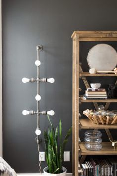 Versatile Pipe Light Fixture