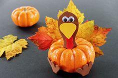 Pumpkin Turkey - WomansDay.com