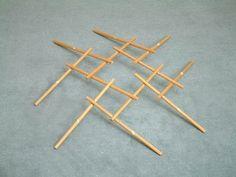 Ресипрокальные (самоопирающиеся) конструкции   ВКонтакте Roof Architecture, Concept Architecture, Airport Design, Lumber Storage, Bamboo Art, Timber Structure, Crafts For Seniors, Dome House, Composition Design