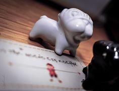 Salt pug felt in love with pepper pug by Wojtek Guzikowski on 500px