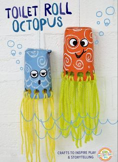 Papercup Octopus