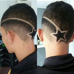 50 Creative Star Designs Haircuts to Shoot for, 50 Creative Star Designs Haircuts To Shoot For. Haircut Designs To Help You Up Your Style Quotient. Undercut Designs, Haircut Designs, Hipster Hairstyles, Undercut Hairstyles, Boy Hairstyles, Hair Tattoo Man, Hair Tattoos, Men Tattoos, Unique Tattoos
