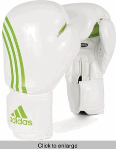 adidas Women's Boxing Gloves - click to enlarge
