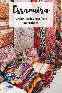 Essaouira, Morocco: a one day guide