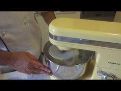 Corso di Pasticceria - Pasta Frolla - Lezione 4 - YouTube Kitchen Aid Mixer, Kitchen Appliances, Pasta, Diy Kitchen Appliances, Home Appliances, Domestic Appliances, Noodles, Pasta Dishes
